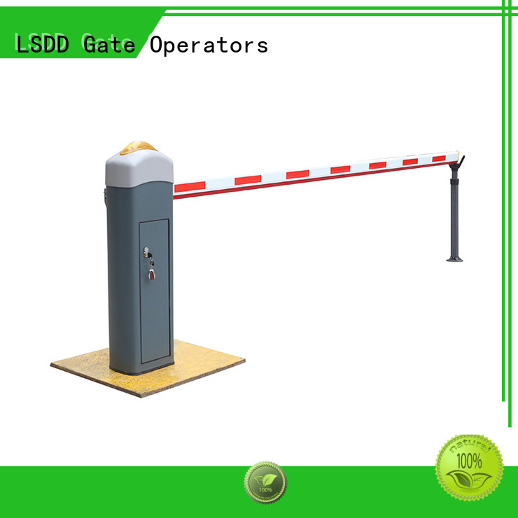 LSDD on safety barrier supplier for gate