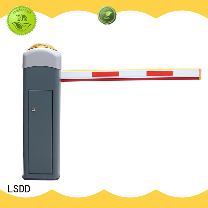LSDD online boom barrier supplier for barrier gate