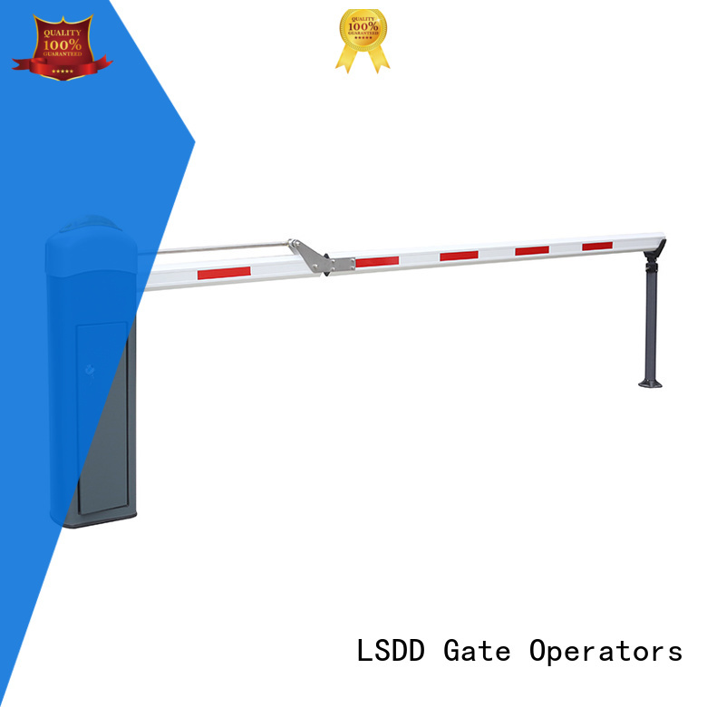 LSDD high quality car parking block supplier for community