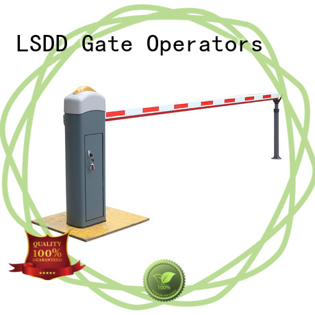 LSDD led security barrier supplier for barrier gate