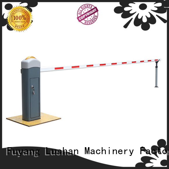 online car park gate efficiency supplier for parking