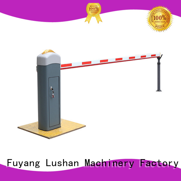 LSDD retractable car park barriers manufacturer for barrier gate