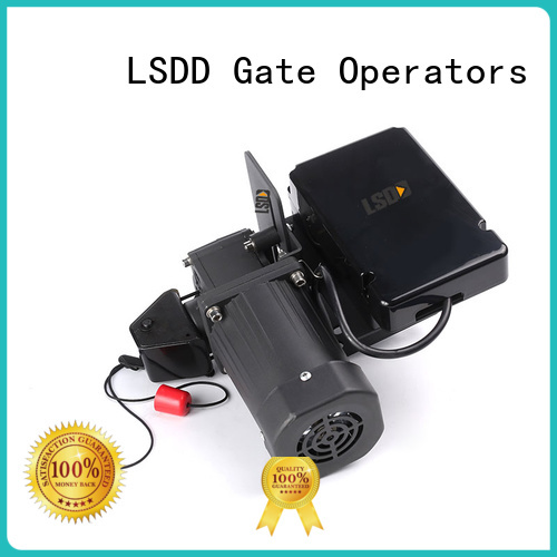 LSDD remote roll up door operator manufacturer for door