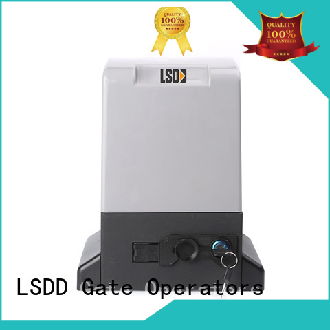 LSDD electric best automatic gate opener working placidly for gate