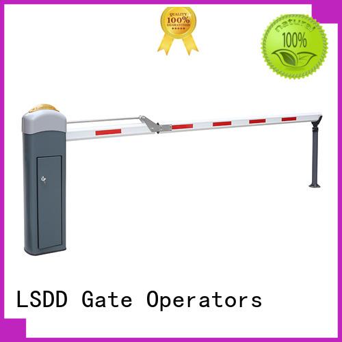 LSDD online barrier car manufacturer for gate