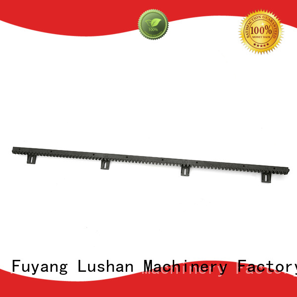 LSDD high quality nylon gear rack manufacturer for community