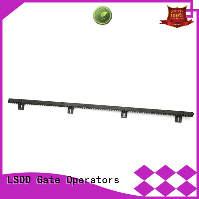 LSDD sliding gear racks supplier for gate