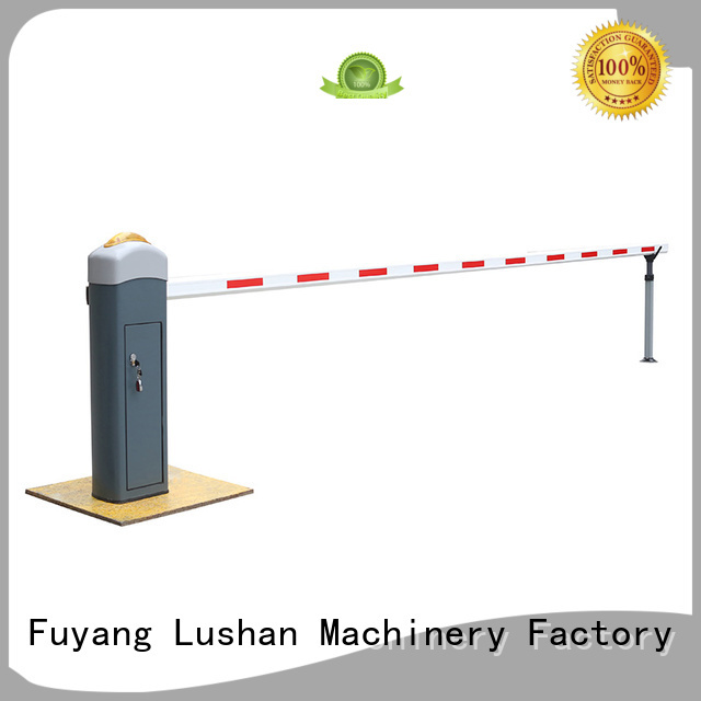 LSDD arm parking gate wholesale for community