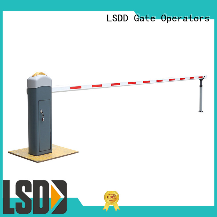 LSDD gate car barrier manufacturer for gate