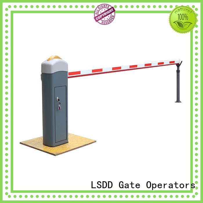 high quality traffic barrier gates manufacturer for parking
