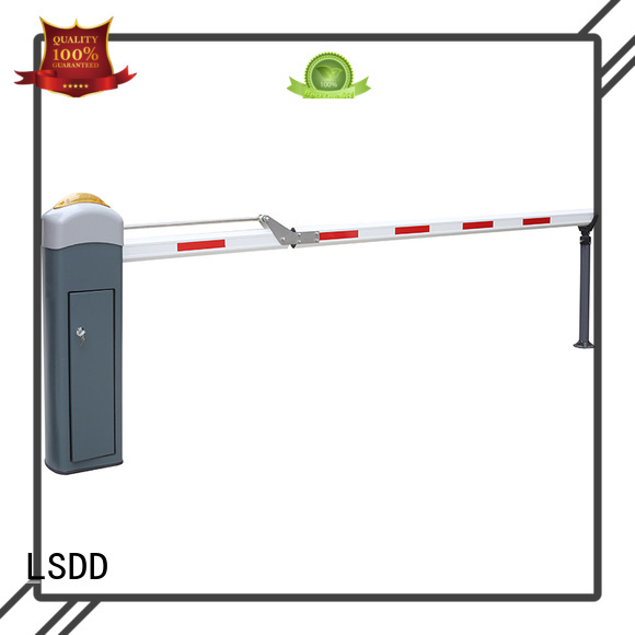 LSDD priced-low parking barrier manufacturer for barrier gate