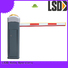 high quality parking gate retractable supplier for parking