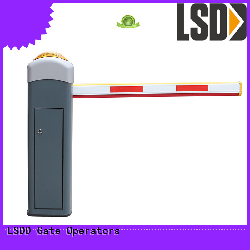 priced-low boom barrier gate adjustable wholesale for gate