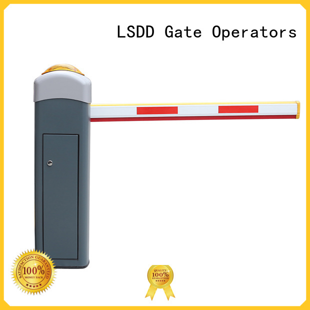 LSDD priced-low car barrier manufacturer for parking