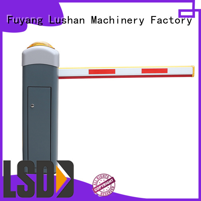 LSDD priced-low parking gate arm manufacturer for community