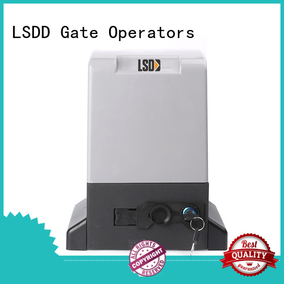 LSDD outdoor sliding door operator supplier for gate