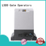 high quality sliding gate openers accessories manufacturer for gate