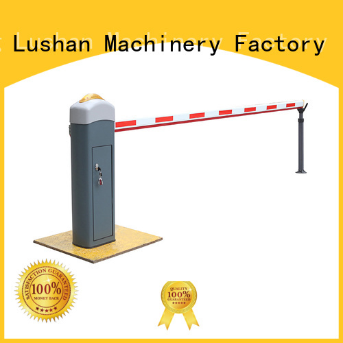 LSDD efficient arm barriers supplier for gate