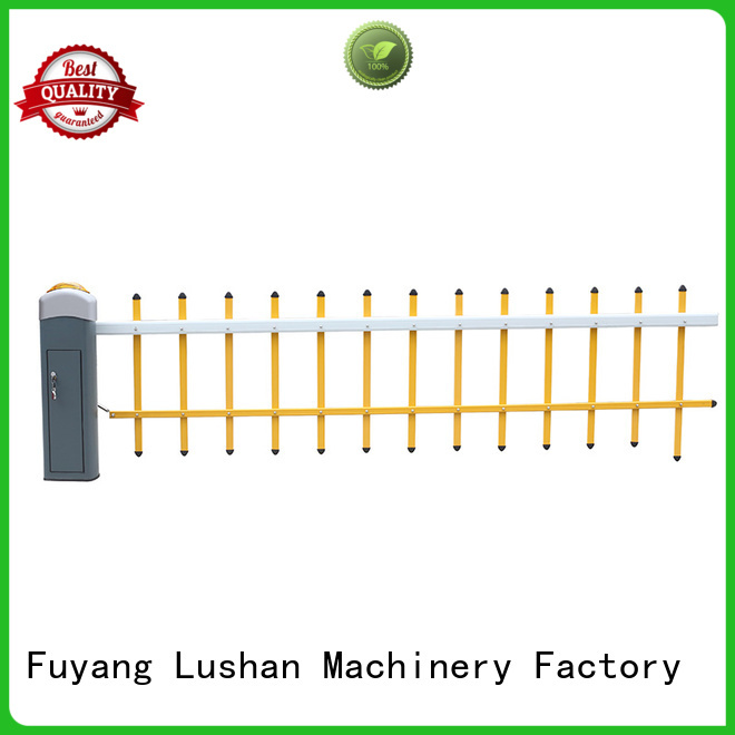 LSDD high quality arm barrier manufacturer for gate