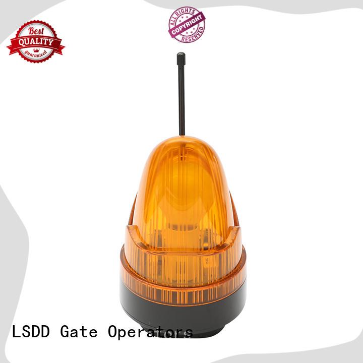 LSDD lamps gate motor accessories manufacturer for door
