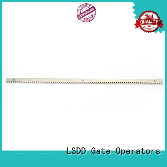 LSDD durable plastic gear rack wholesale for gate