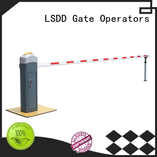 online parking lot gate arms control supplier for gate
