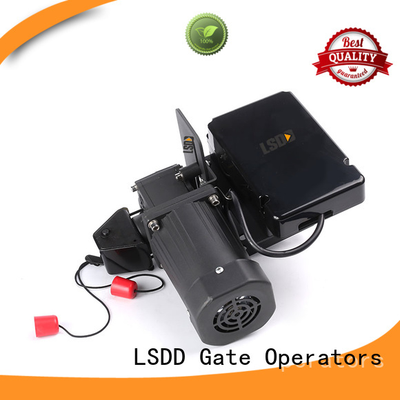 LSDD high quality roll up door operator supplier for gate