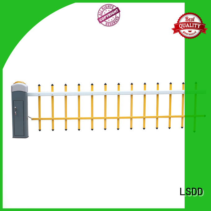 LSDD on gate barrier wholesale for barrier gate