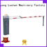 high quality security barrier arm wholesale for community