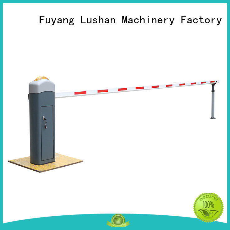 LSDD high quality boom barrier manufacturer for community