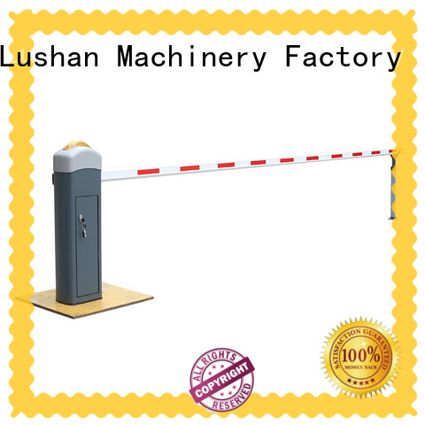 LSDD high quality car park safety barriers manufacturer for gate