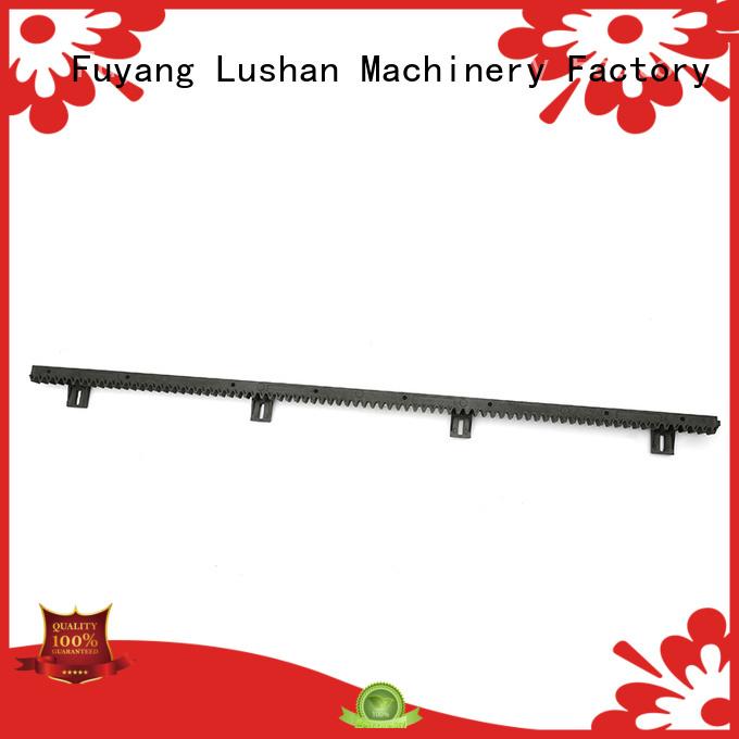 LSDD automatic cnc gear rack manufacturer for barrier parking