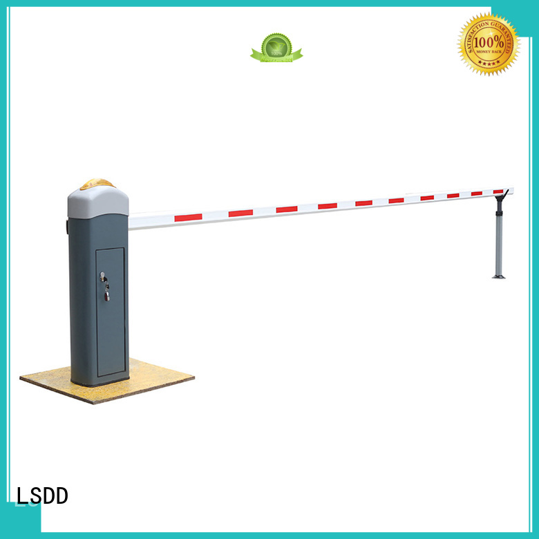 LSDD priced-low car park gate manufacturer for barrier gate