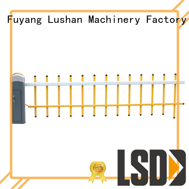 LSDD arm automatic parking barriers manufacturer for barrier parking