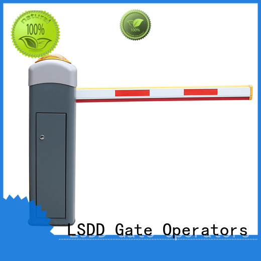 LSDD high quality barrier gate supplier for barrier parking