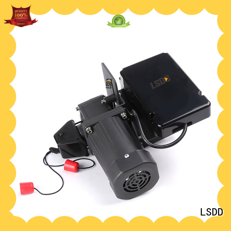 LSDD high quality roll up door automatic opener wholesale for gate