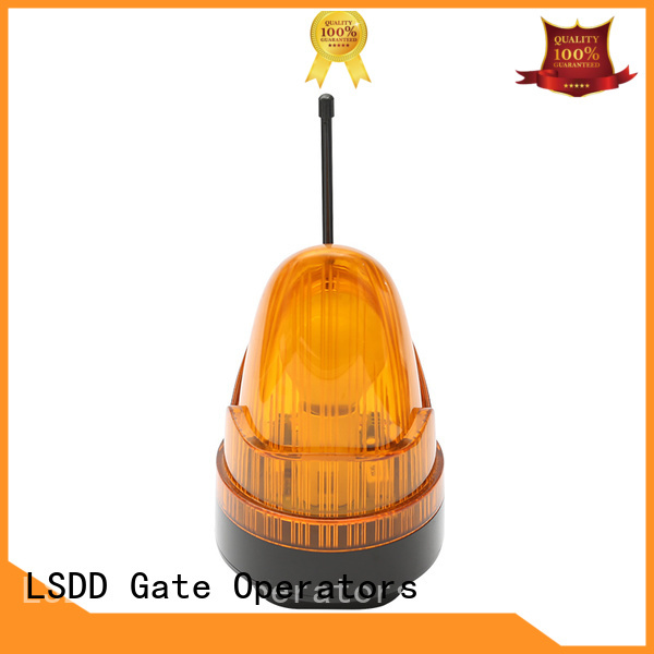 automatic electric gate opener parts lamps wholesale for gate