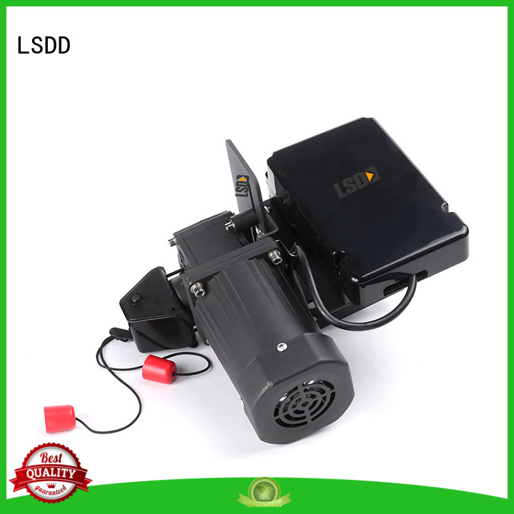 LSDD high quality automatic roller door opener manufacturer for door