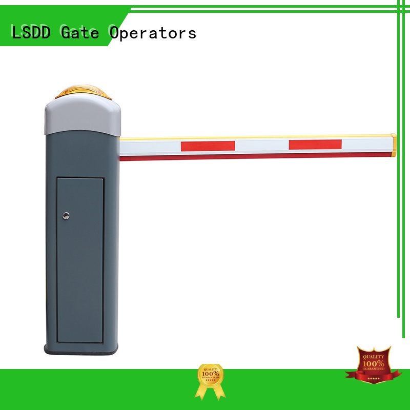 LSDD online traffic barrier supplier for gate