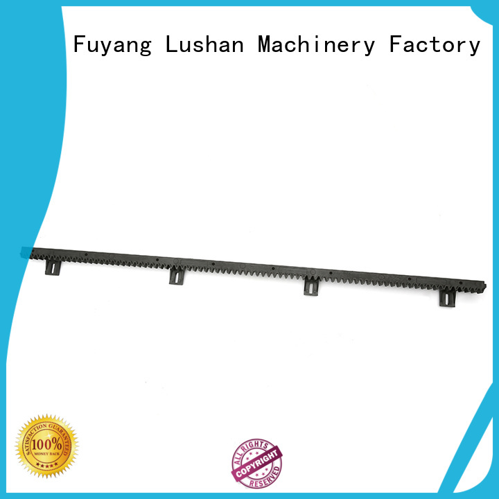 online linear gear rack nylon wholesale for barrier gate