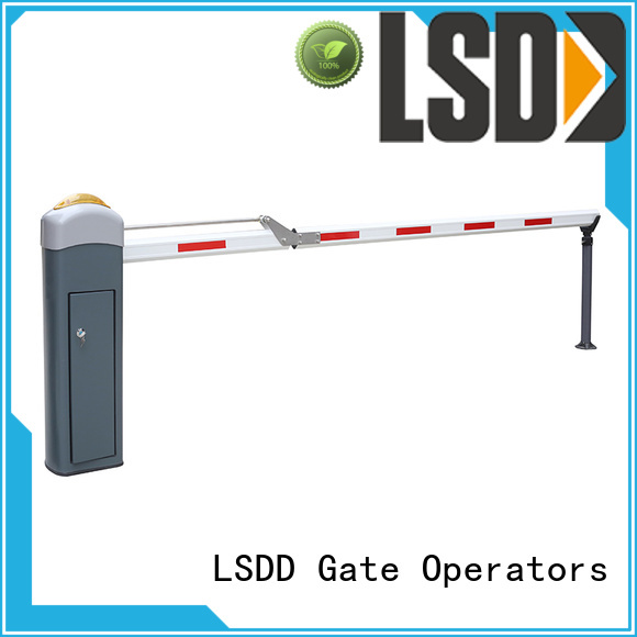 LSDD barrierroad parking barrier gate supplier for community