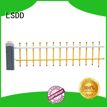 LSDD arm car park barrier arm supplier for barrier gate