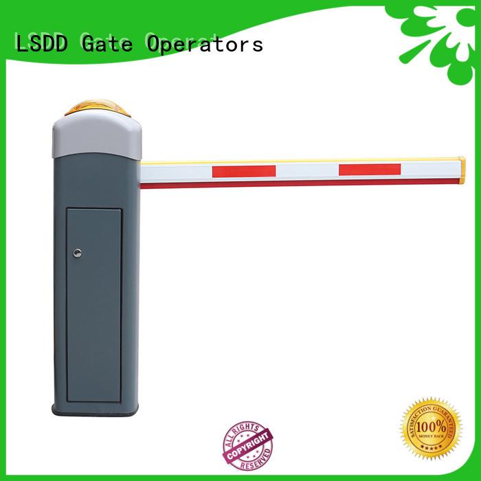 LSDD parking security barrier manufacturer for barrier gate