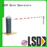 high quality traffic barrier control manufacturer for barrier gate