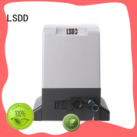 LSDD durable automatic electric fence gate opener working placidly for door