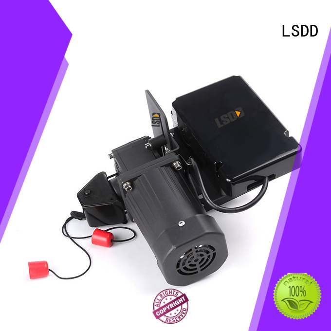 LSDD shutter roller door motors wholesale for gate