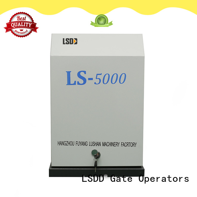 LSDD electric commercial sliding gate opener manufacturer for gate