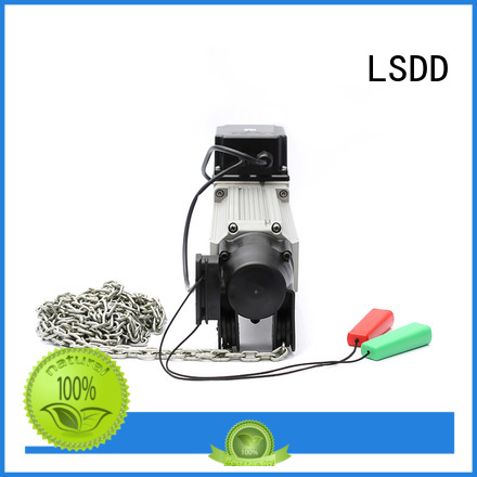 LSDD automatic industrial gate motor intelligent for door