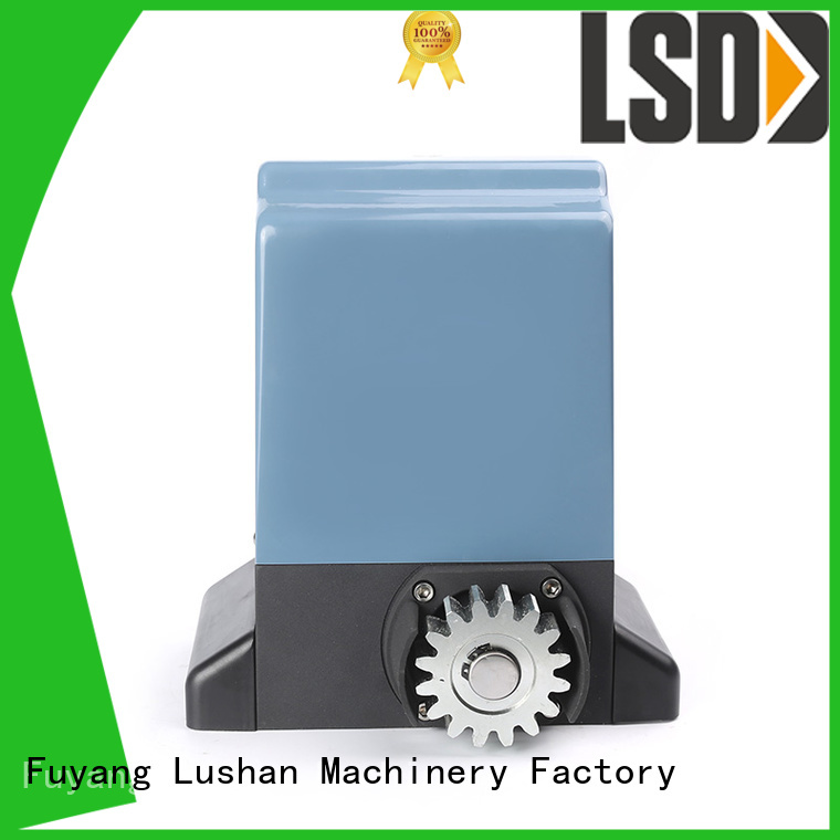 LSDD automatic power sliding gate opener working placidly for gate