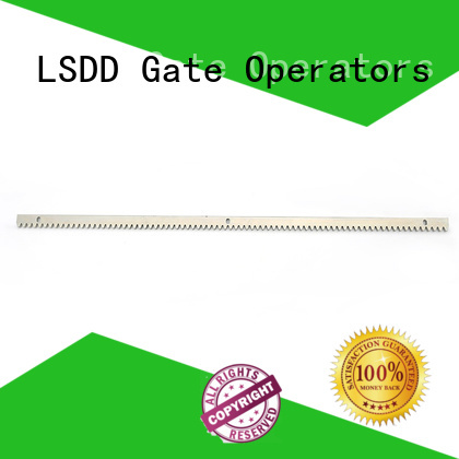 LSDD automatic plastic gear rack wholesale for gate
